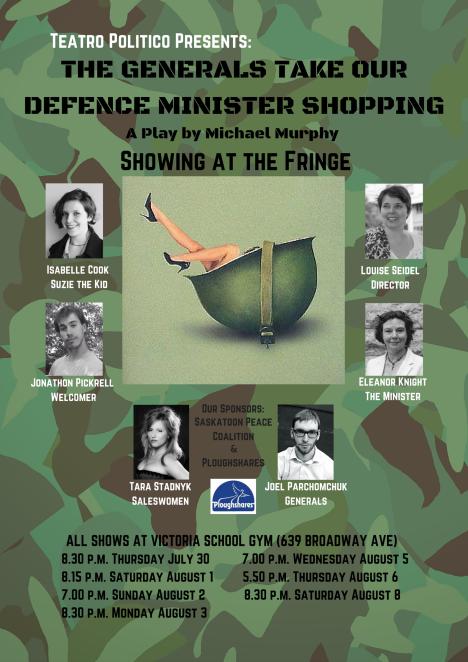 fringe poster image