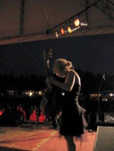Ness Cree Music Festival, Big River, SK 2008.
