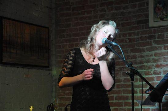 Tara Stadnyk Live at Rock Trout Cafe