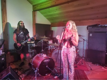 Snakes of Satan Live at Millstone Winery